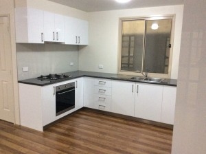 Two bedroom kitchen
